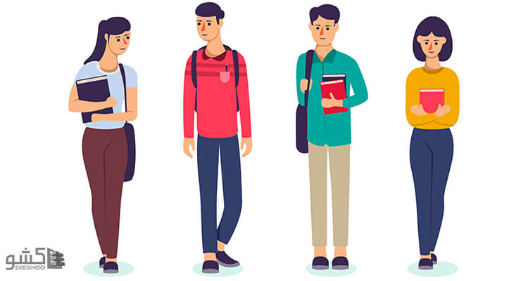 پرسشنامه سازگاری دانش آموزان دبیرستانی سینها و سینگ (AISS)
