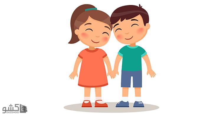 پرسشنامه نگرش نسبت به روابط دختر و پسر