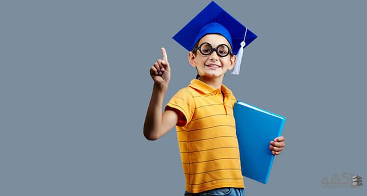 پیشرفت تحصیلی دانش آموزان