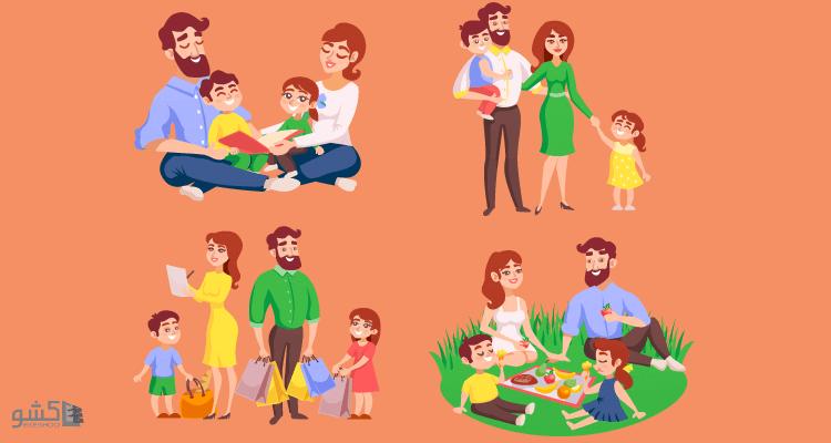 پرسشنامه شیوه های فرزندپروری بامریند (PSI)