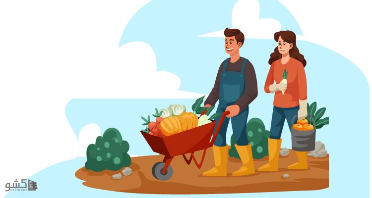 نمونه قرارداد مزارع