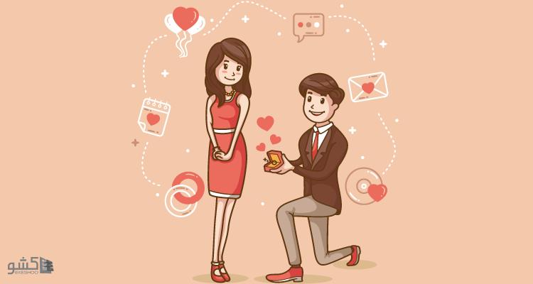 پرسشنامه رویدادهای دوران نامزدی