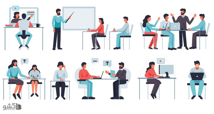 پرسشنامه تمایل معلمان به مشارکت